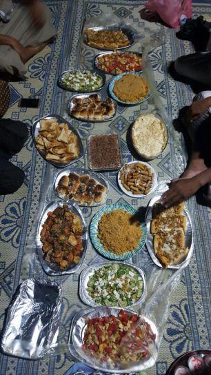 picnic - dinner