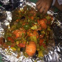 picnic - lobster