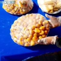 ramadan - selling food