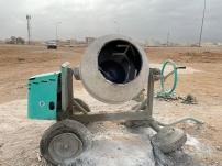 veh - Cement Mixer